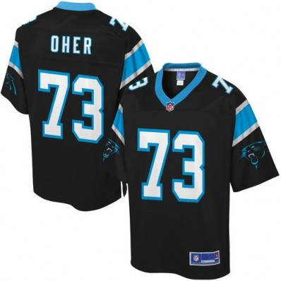 oher panthers jersey